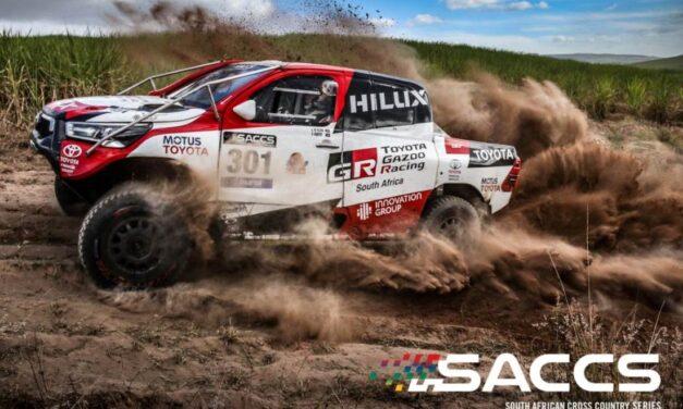 De Villiers triunfó en la segunda fecha del Cross-Country Sudafricano