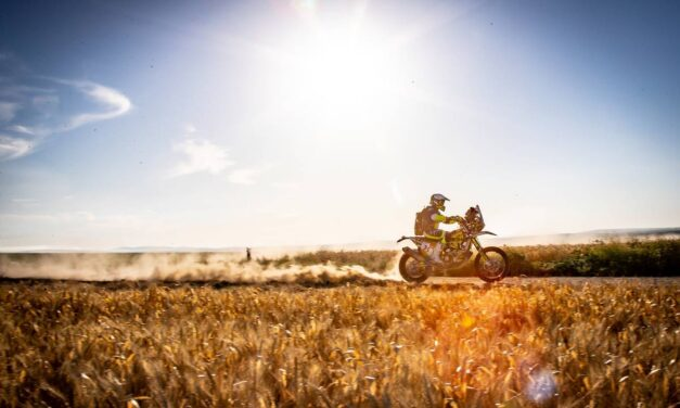 El TwinTrail Racing Team más cerca del Dakar 2022 luego del Andalucía Rally 2021