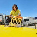 La marroquí Souad Mouktadiri debutará en el Andalucía Rally 2021