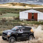 El Andalucía Rally comenzó con algunos contratiempos para Laia Sanz