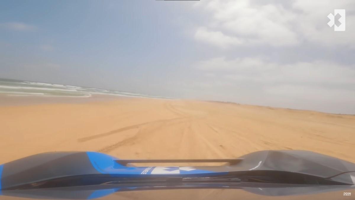 On board: así es el recorrido del Ocean XPrix de la Extreme E en Dakar