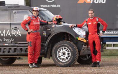 Laia Sanz debutará en el Andalucía Rally con el 4×4 de MINI
