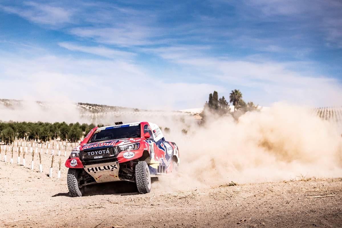 Más de 200 inscriptos se unen al Andalucía Rally 2021