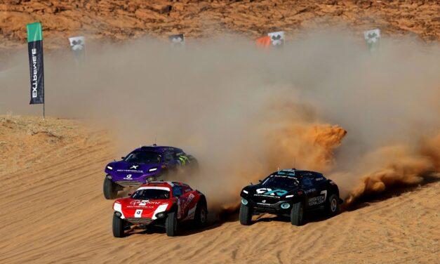 Extreme E en Dakar: Cómo y dónde ver la segunda carrera en vivo