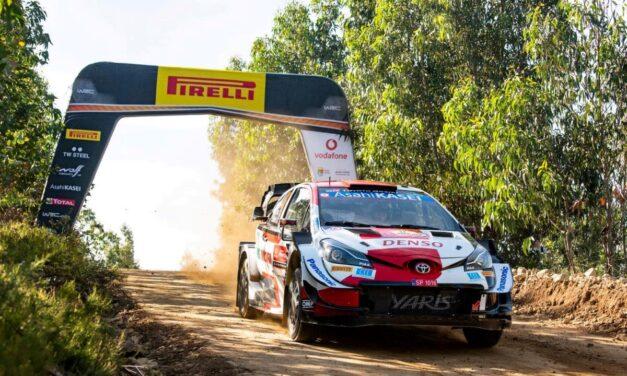 WRC: Elfyn Evans vuelve al triunfo en Portugal