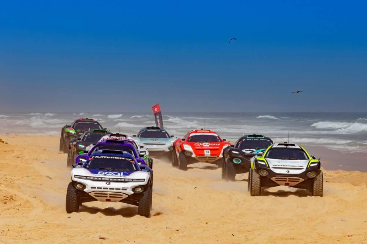 En vivo: vea el Ocean X Prix de la Extreme E en Dakar