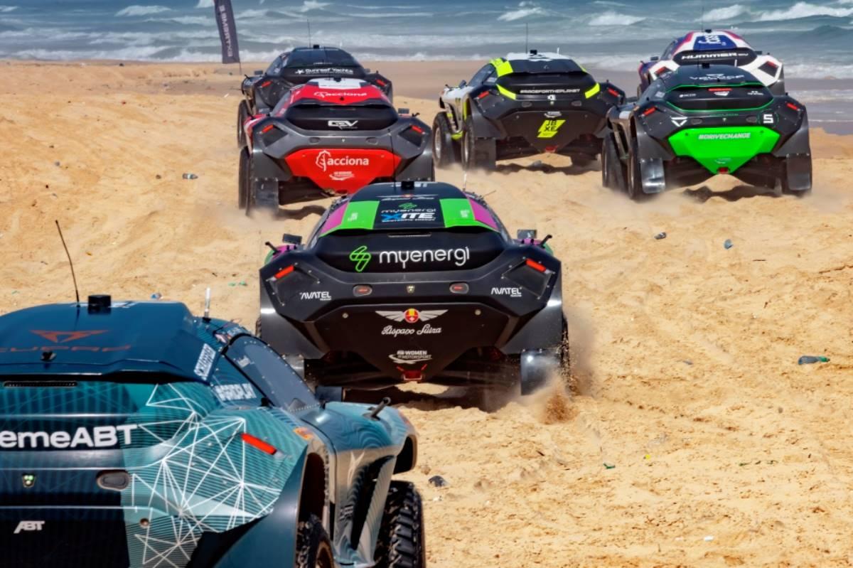 Extreme E en vivo: la clasificación del Ocean XPrix en Dakar