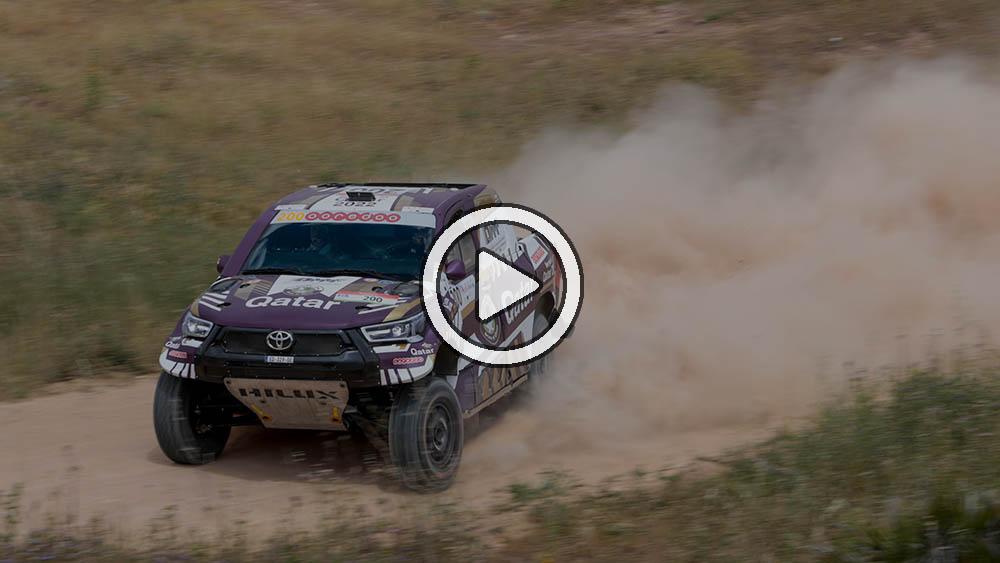 Videos: lo mejor del prólogo del Andalucía Rally 2021