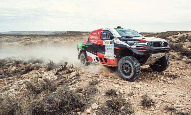 Al Rajhi ganó la etapa 2 y Serradori continúa liderando en Kazajistán