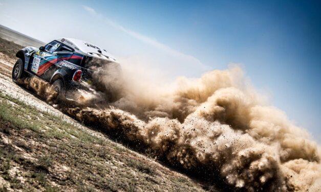 Los principales protagonistas del Rally de Kazajistán 2021