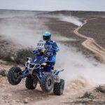 Manuel Andújar ganó el Rally de Kazajistán 2021 en quads