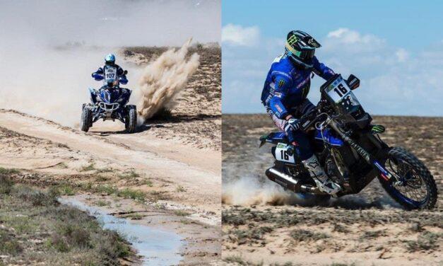 Manuel Andújar y Ross Branch encabezan el prólogo del Rally de Kazajistán 2021