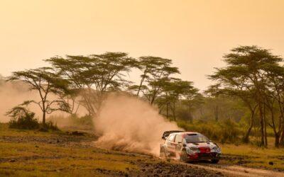 Safari Rally 2021: Ogier logra una victoria agónica tras la debacle de Neuville