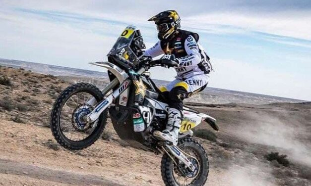 Skyler Howes se llevó la segunda etapa en Kazajistán
