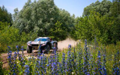Guerlain Chicherit confirma su regreso triunfal ganando el Silk Way Rally 2021
