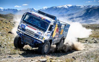 La etapa maratón del Silk Way Rally le agregó suspenso a una carrera muy compleja