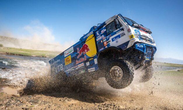 Walkner, Chicherit y Sotnikov llegan con ventaja a la última etapa del Silk Way Rally