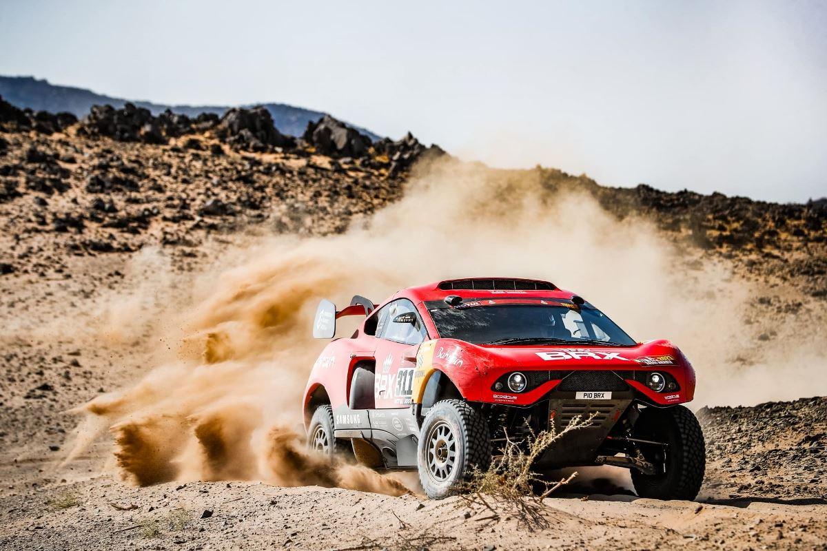 Orlando Terranova se une a Prodrive de cara al Dakar 2022