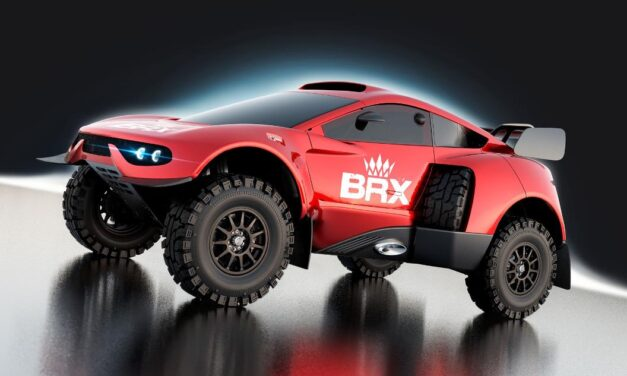 Prodrive presentó el nuevo prototipo BRX Hunter T1+ para el Dakar 2022