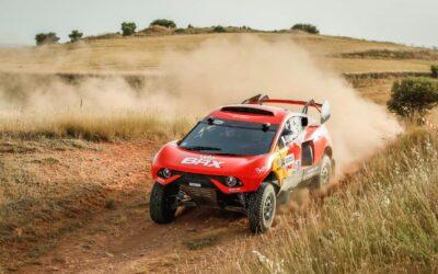 Sébastien Loeb y Joan Barreda dominan el primer día de la Baja Aragón