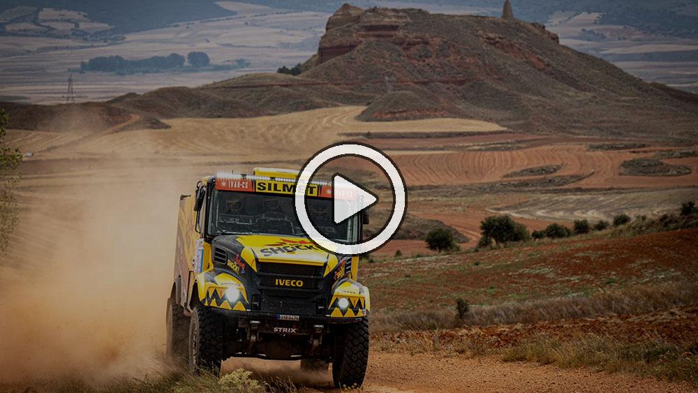 Videos: lo mejor del primer día de la Baja Aragón 2021