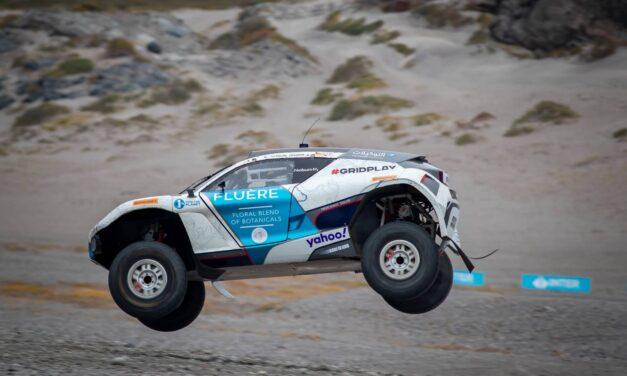 Video: El equipo Andretti se llevó la victoria final en el Artic X Prix de la Extreme E