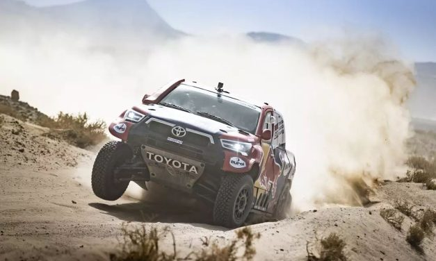 Videos: lo mejor del prólogo del Rallye du Maroc 2021