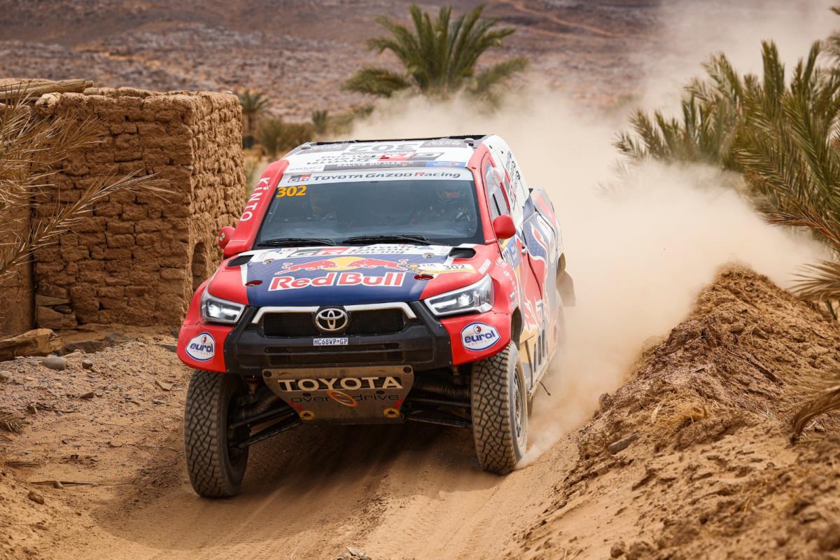 Al-Attiyah aseguró el triunfo en el Rallye Du Maroc