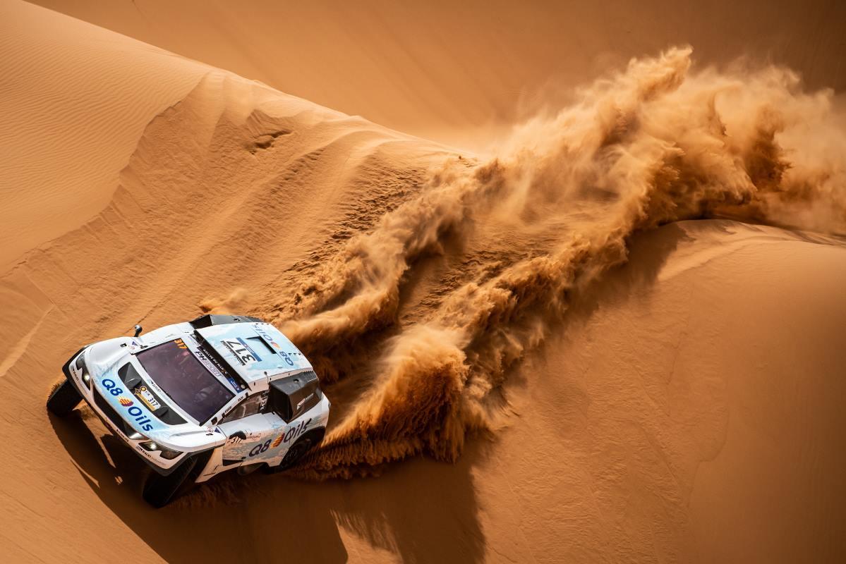 Videos: el resumen de la etapa 2 del Rallye Du Maroc