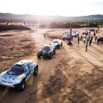 Extreme E en Cerdeña: cómo y dónde ver en vivo la carrera