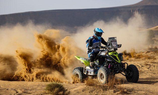 Manuel Andújar ganó el Rallye du Maroc 2021