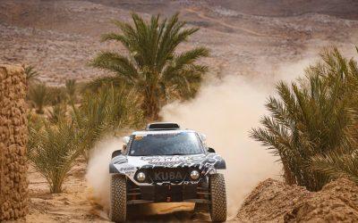 Videos: lo mejor de la etapa 3 del Rallye Du Maroc 2021