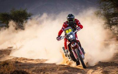 Pablo Quintanilla ganó el Rallye Du Maroc 2021 en una definición muy cerrada