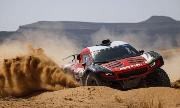 Videos: lo mejor de la etapa 4 del Rallye Du Maroc